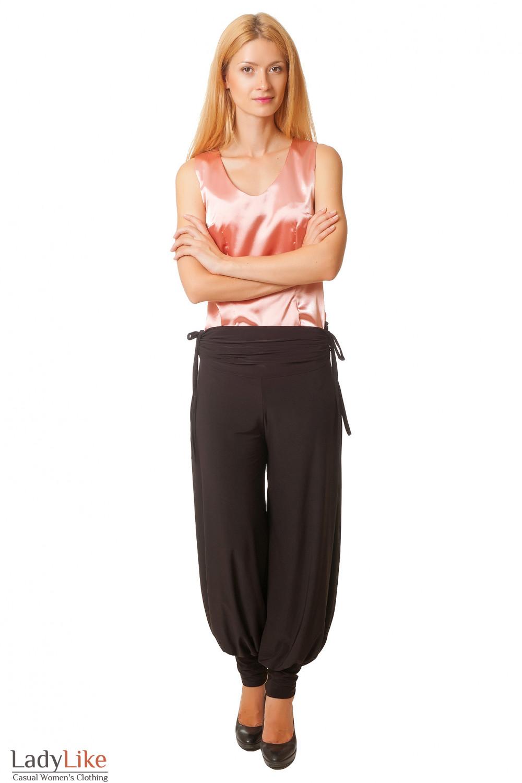 Купить черные брюки Деловая женская одежда
