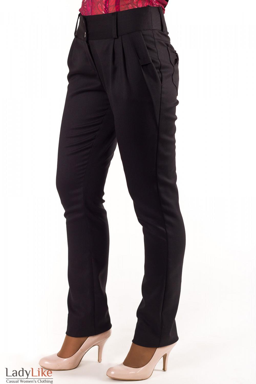Купить брюки черные Деловая женская одежда