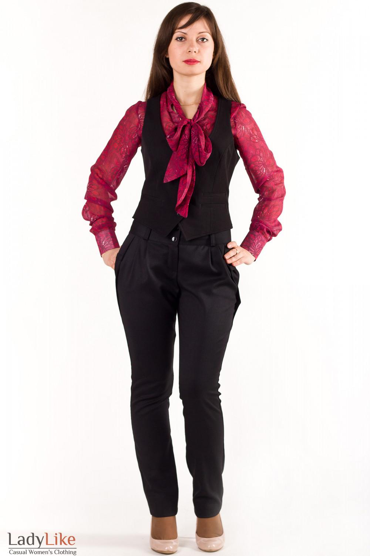 Брюки офисные Деловая женская одежда