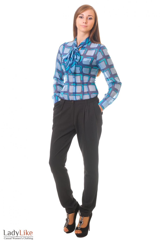 Купить брюки и блузку Деловая женская одежда
