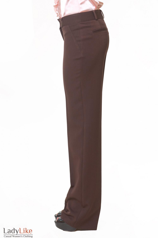 Купить теплые брюки Деловая женская одежда