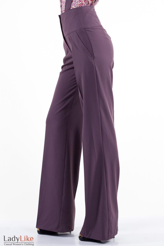 Фото Брюки стильные Деловая женская одежда