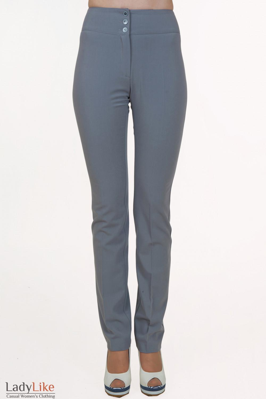 Купить брюки зауженные Деловая женская одежда