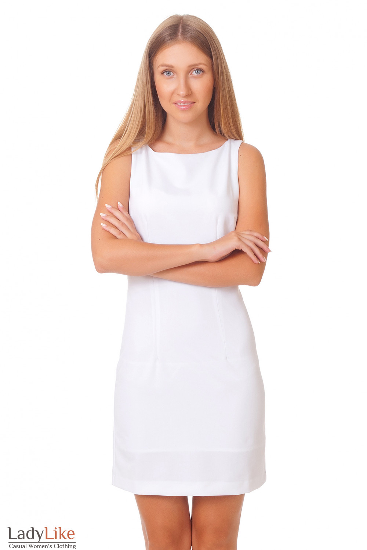 Купить платье-футляр Деловая женская одежда
