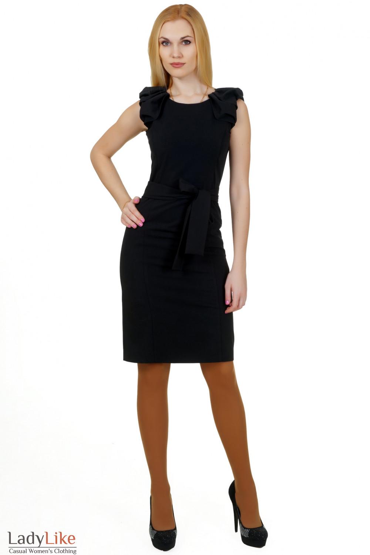 Нарядное вечернее платье Деловая женская одежда