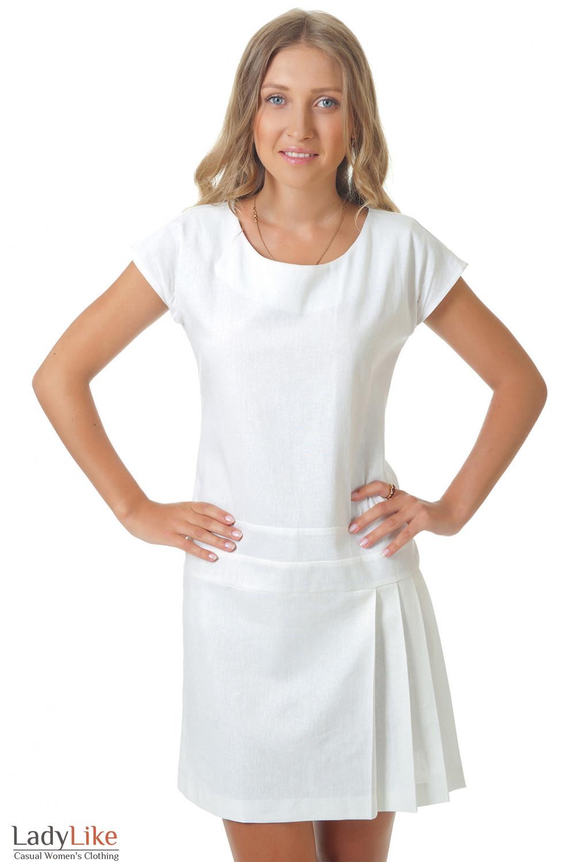Льняное Платье Купить В Магазине