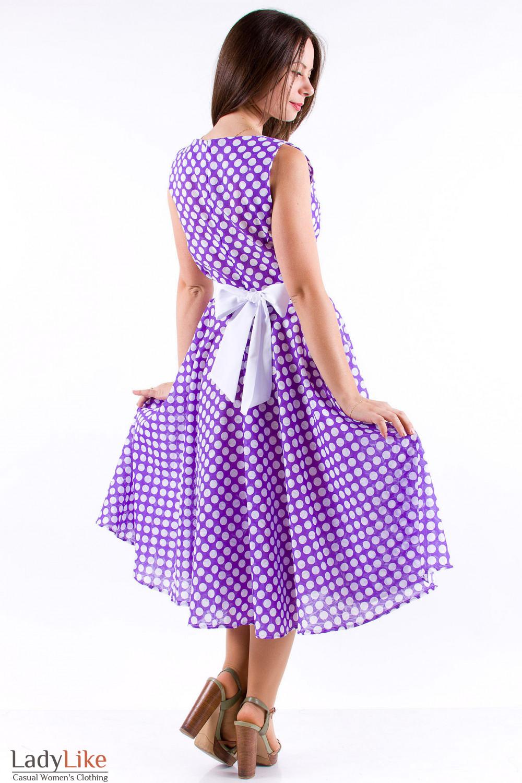 Фото Платье в стиле ретро Деловая женская одежда