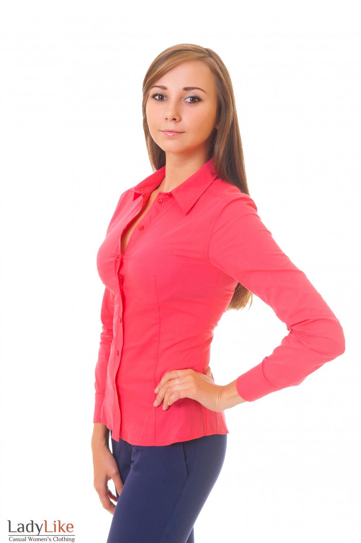 Купить классическую рубашку Деловая женская одежда