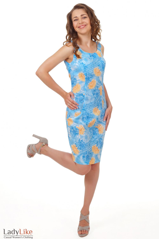 Купить летний сарафан Деловая женская одежда