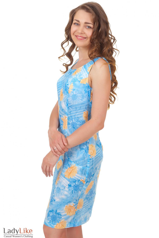 Купить сарафан из хлопка Деловая женская одежда