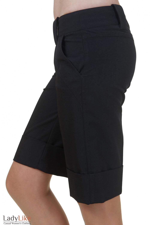 Шорты для офиса Деловая женская одежда
