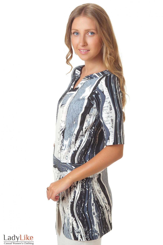 Купить тунику Деловая женская одежда