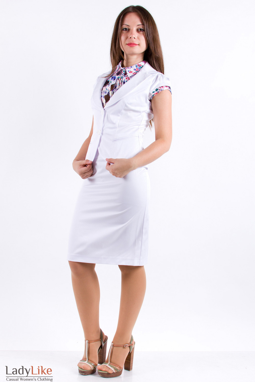 Фото Деловой костюм Деловая женская одежда
