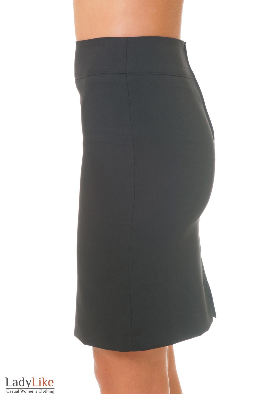 Купить черную юбку Деловая женская одежда