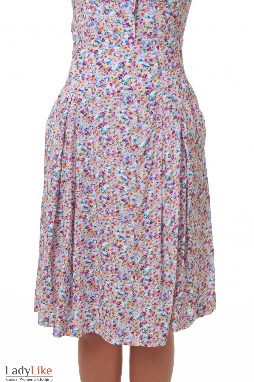 Купить юбку с карманами Деловая женская одежда