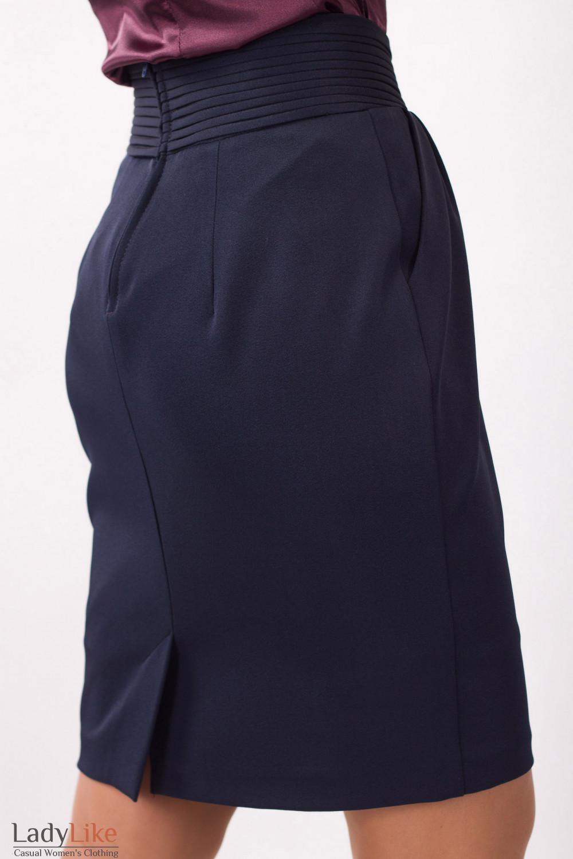 Фото Юбка бочонок Деловая женская одежда