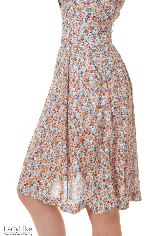 Купить летнюю юбку с карманами Деловая женская одежда