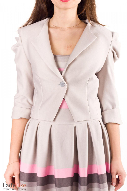 Купить болеро Деловая женская одежда