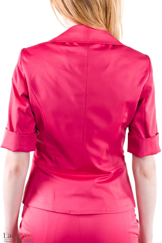 Фото Жакет офисный Деловая женская одежда