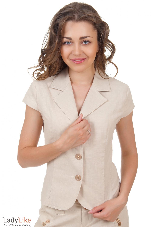 Женские костюмы из льна летние доставка