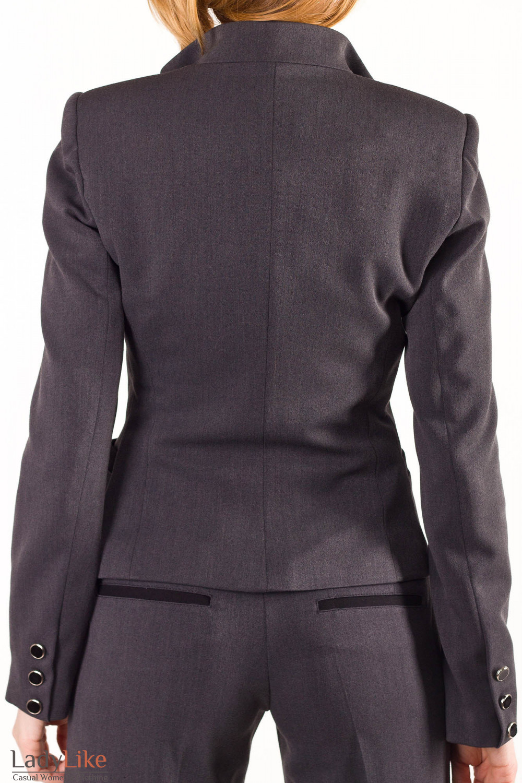 Фото Офисный жакет Деловая женская одежда