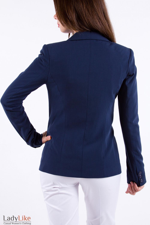 Фото Жакет для офиса Деловая женская одежда