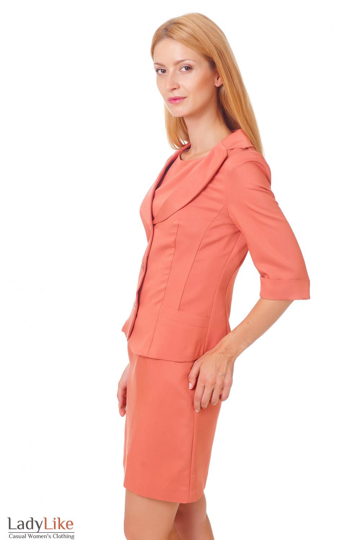 Купить летний жакет Деловая женская одежда