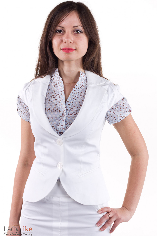 Блузка С Круглым Воротником В Волгограде