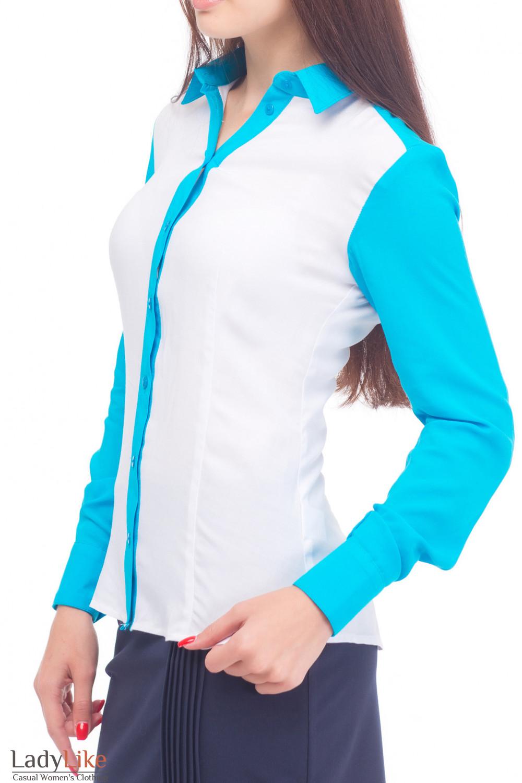 Купить женскую рубашку Деловая женская одежда