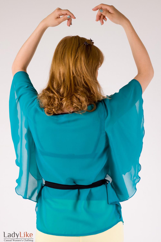Блузка С Крылышками С Доставкой