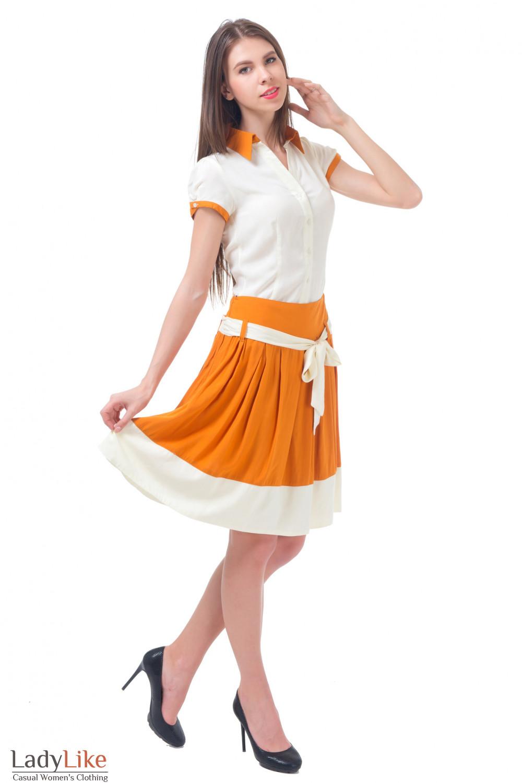 Купить костюм из штапеля Деловая женская одежда