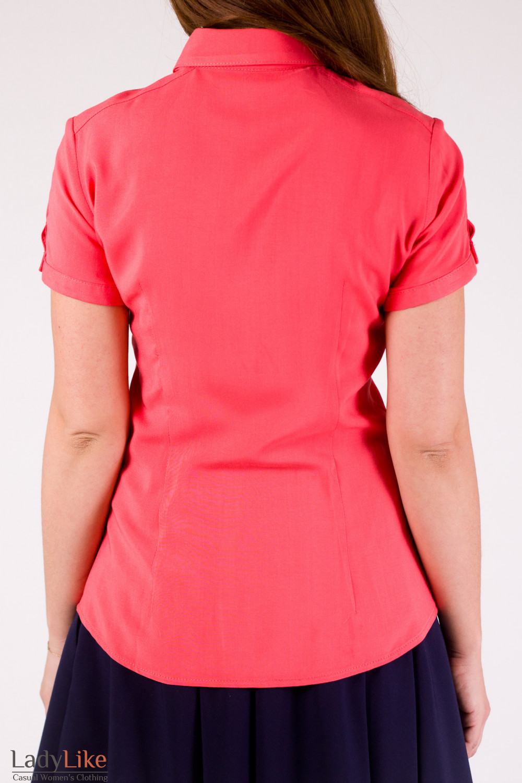 Блузка С Защипами Доставка