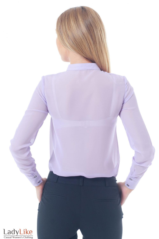 Сиреневая Блузка В Самаре