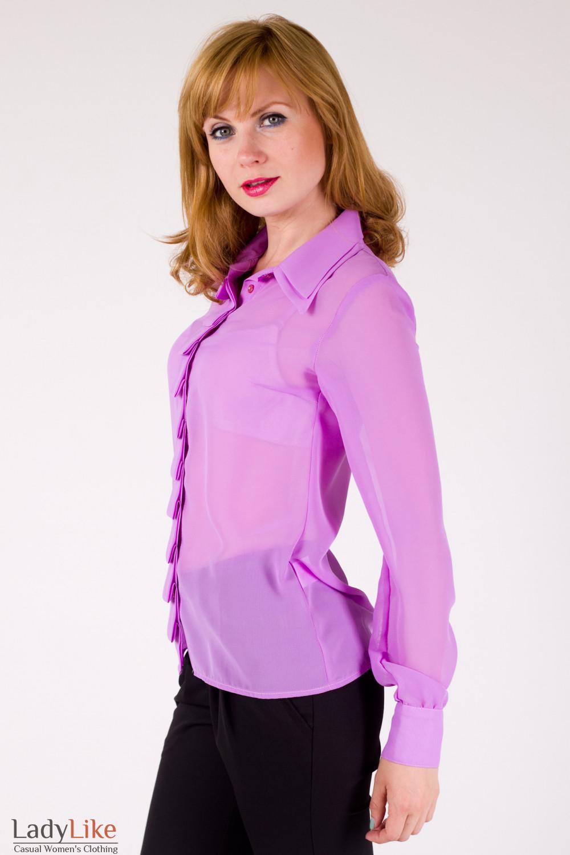 Весна сиреневая блузка в Волгограде