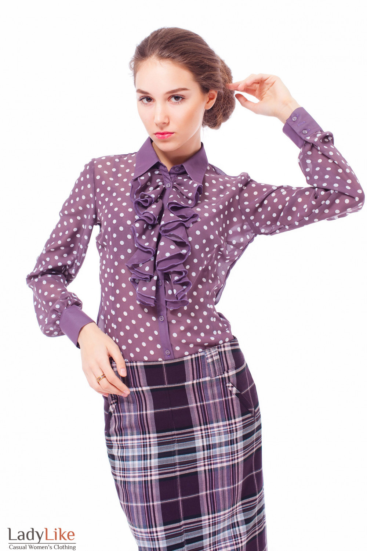 Купить Деловую Блузку
