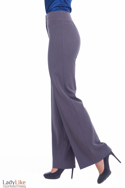 Купить брюки-клеш Деловая женская одежда