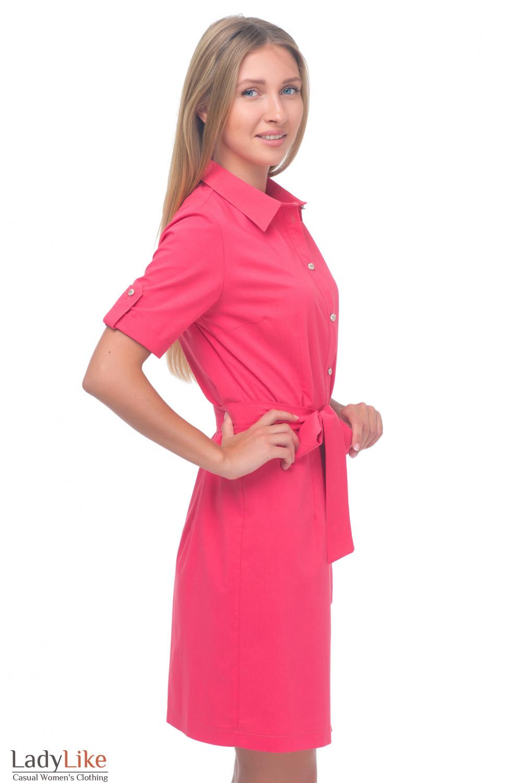 Купить платье-сафари Деловая женская одежда