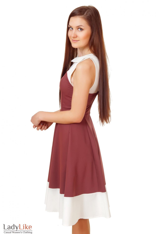 купить платье с карманами Деловая женская одежда