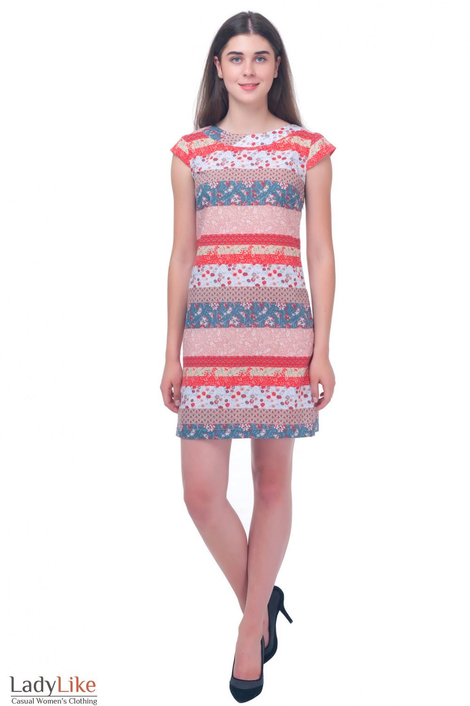 Купить платье свободного кроя Деловая женская одежда