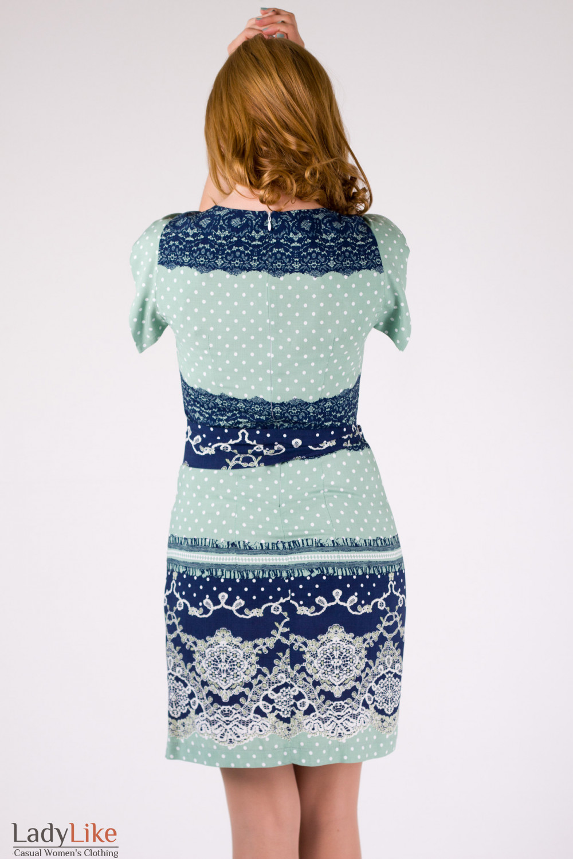 Фото Легкое платье Деловая женская одежда
