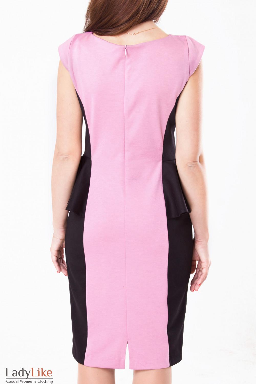 Фото Платье с капелькой Деловая женская одежда