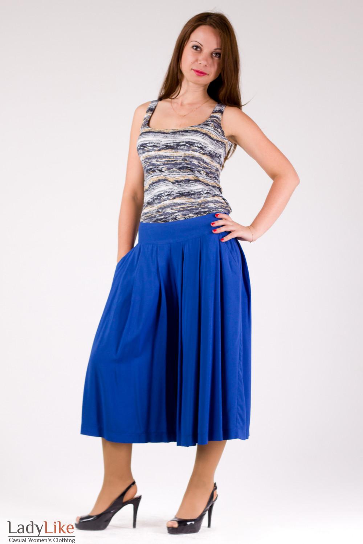 Фото Шорты летние Деловая женская одежда