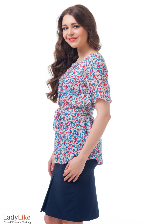 Купить летнюю тунику Деловая женская одежда