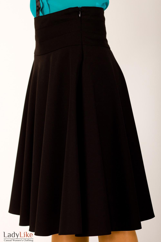Фото Юбка пышная Деловая женская одежда