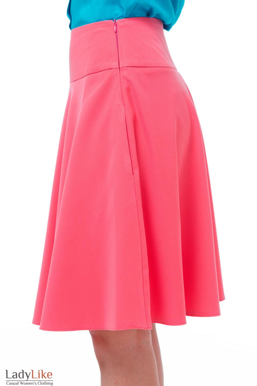 Купить летнюю пышную юбку Деловая женская одежда