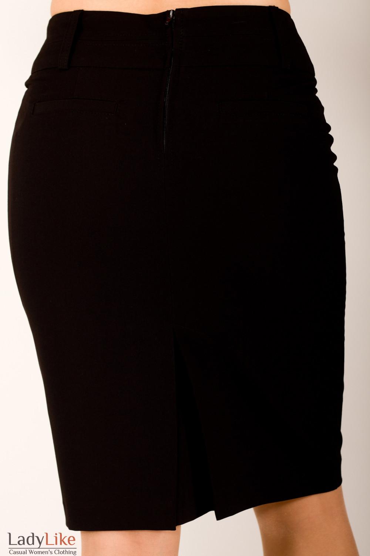 Фото Юбка до колена Деловая женская одежда