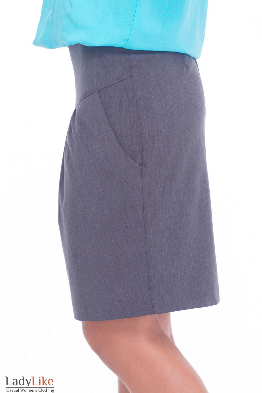 Купить юбку тюльпанчик Деловая женская одежда