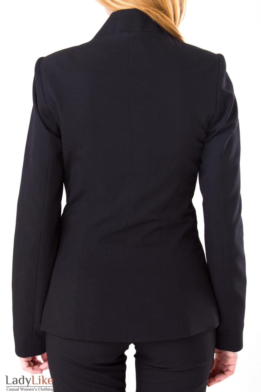 Фото Жакет длинный Деловая женская одежда