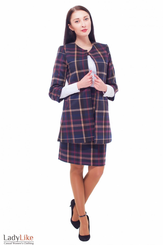 Купить теплый кардиган Деловая женская одежда