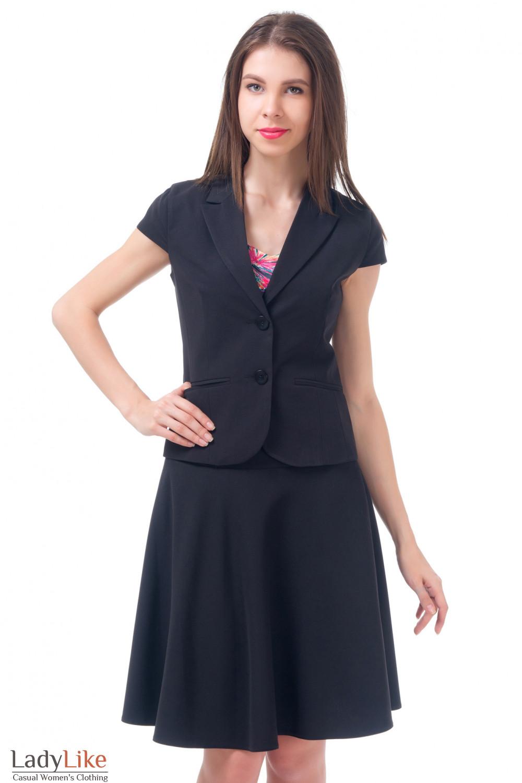 Купить жилет с юбкой Деловая женская одежда